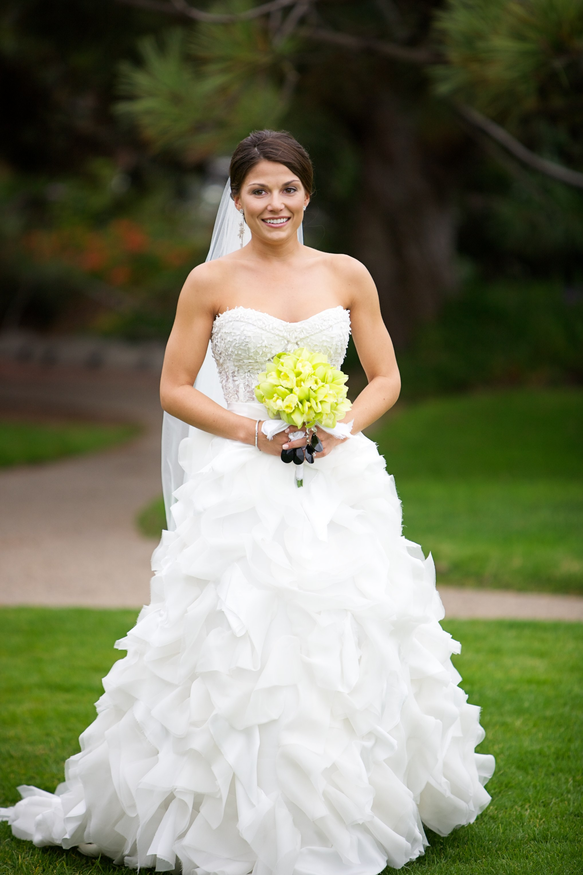 Beautiful Bride Photos From 21