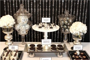 Bedazzle my Bonbons Dessert Table