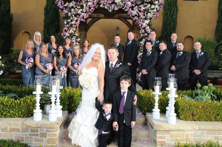 Altar Bridal Party