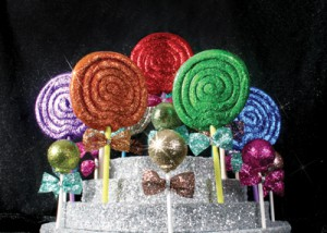 Bedazzle My Bonbon Chocolate Pops