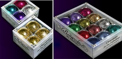 Bedazzle My Bonbon Favor Boxes