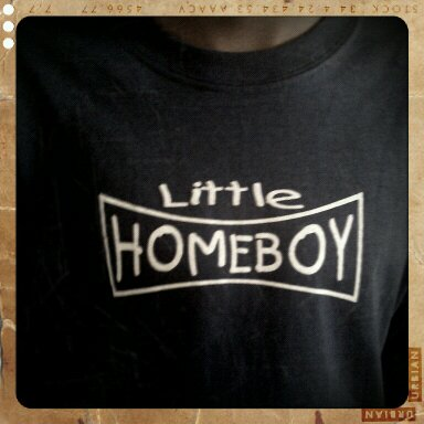 homeboy tshirt