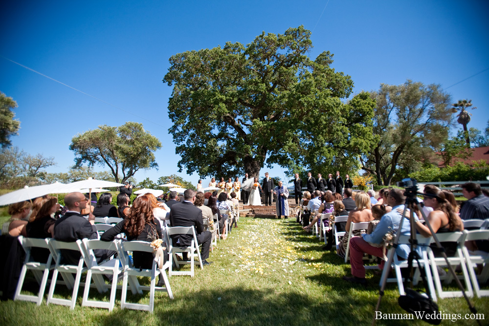 Ranch Ceremony