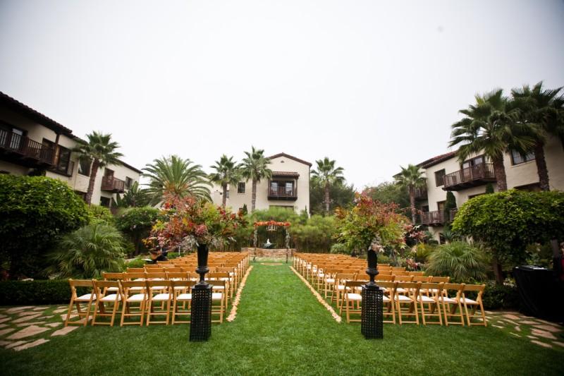 Estancia Wedding Ceremony Site