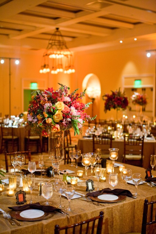 Tall Centerpiece Events By Design Blog